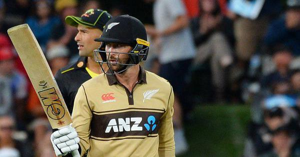 First T20I: Devon Conway's sensational unbeaten 99 helps New Zealand beat Australia by 53 runs
