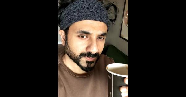 Watch: Comedian Vir Das makes a point about the flood of 'pawri' videos on the internet