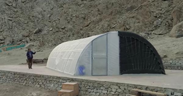 Watch: Innovator Sonam Wangchuk develops portable, solar-powered military tent for high altitudes