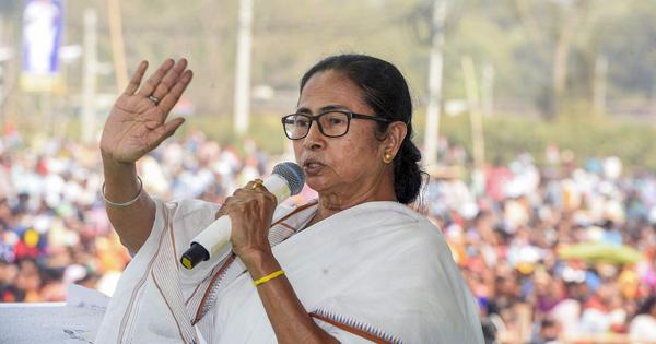 Mamata Banerjee alleges Centre is targeting women in her family, calls BJP leaders 'rioters'