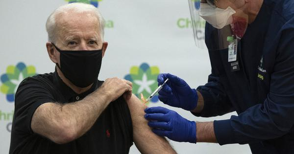 Covid-19 vaccine: Should politicians take their doses publicly to reassure others?