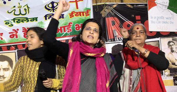 RTI activist Anjali Bhardwaj gets US anti-corruption award