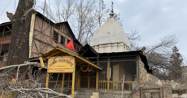 In Kashmir, a temple reopens old schism within Pandit community – and shines light on BJP's politics
