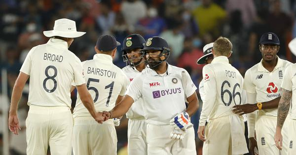 Shortest completed Test match since 1935: Reactions to India's win after bizarre day in Motera