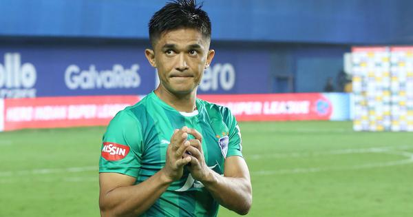ISL: Sunil Chhetri scores 100th goal for Bengaluru FC but Blues lose to Jamshedpur FC