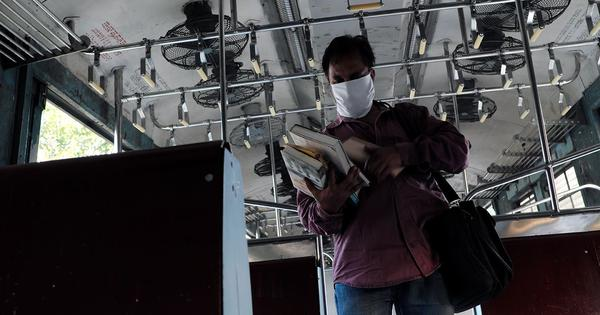 How the pandemic shut down business for this bookseller on local trains in Bengal