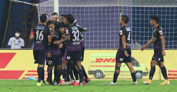 ISL: Odisha FC end season on a high with record 6-5 win over SC East Bengal