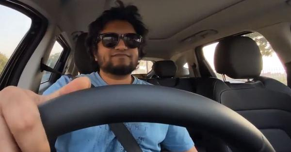 Watch: When politicians ride cycles or two-wheelers on the roads, what can comedian José Covaco do?