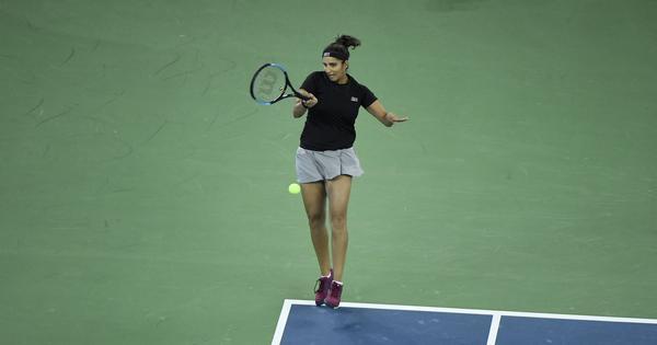Tennis: Sania Mirza loses doubles opener; Svitolina, Andreescu, Pliskova out of Eastbourne