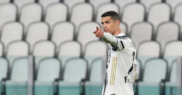 Serie A: Ronaldo on target as Juventus boost title hopes with 3-0 win over Spezia