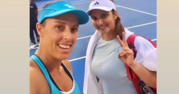 Indian tennis: Sania Mirza continues winning return to WTA circuit, moves into doubles semifinals