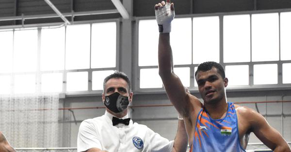 Boxing: Vikas Krishan, Manish Kaushik, Pooja Rani among nine Indians in final of Boxam International