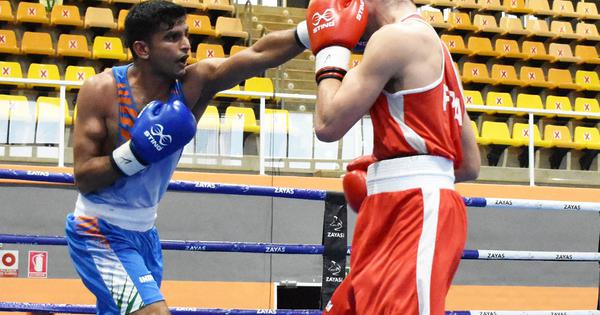 Boxam International: Manish wins gold, Covid-19 hits Indian boxing as three men forced out of finals