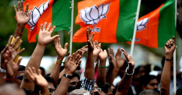 BJP declares it received Rs 4.8 lakh from Amravati civic body, ADR questions legality of donation