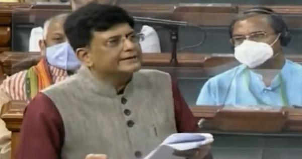 'Indian Railways will never be privatised,' says Piyush Goyal in Lok Sabha