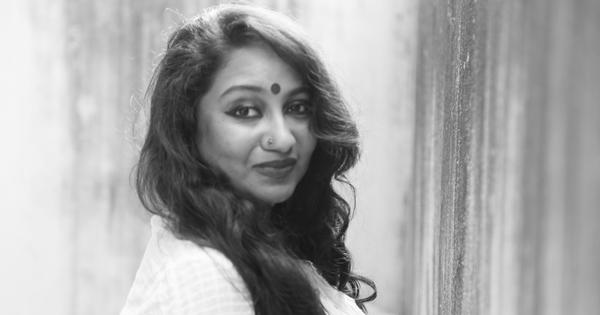 'I heard sounds come from the water': Sharanya Manivannan on the images in her new picture book
