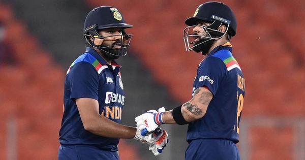 Time out: Virat Kohli's decision to step down as T20 captain makes absolute sense