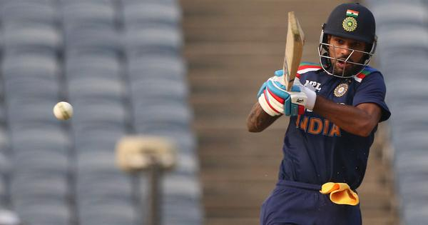 India tour of SL: Dhawan to lead, Bhuvneshwar named vice captain; Padikkal, Sakariya among newcomers
