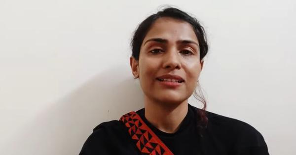 'Nationalist award for Rangana Cannot': Comedian Garima spoofs Best Actress acknowledgement speech