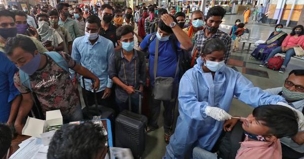 Coronavirus: WHO has not used 'Indian variant' for B.1.617, says Union health ministry
