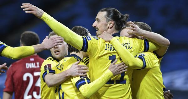 Fifa World Cup European qualifiers wrap: Ibrahimovic makes winning return, Greece hold Spain
