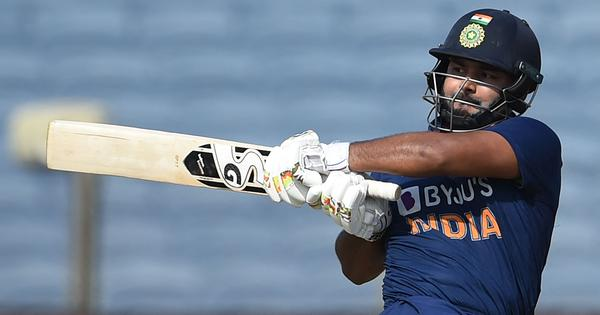 Covid-19: India wicketkeeper Rishabh Pant donates for oxygen relief work