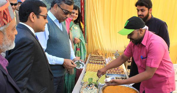 In Allahabad, a festival celebrates the city's Ganga-Jamuni tehzeeb through food