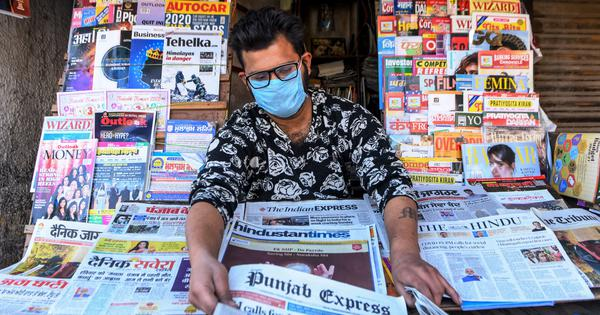 With Covid-19 pandemic, Indian media's inadequate attention to the health beat has been exposed