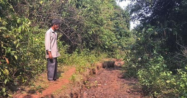 In Goa, mining has made a once water-rich village dependent on tankers