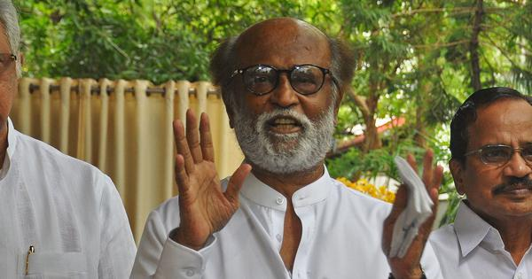 Actor Rajinikanth to receive Dadasaheb Phalke Award