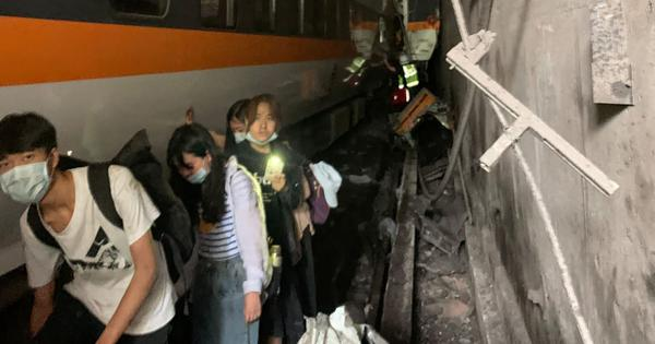 Taiwan: At least 36 dead, over 70 injured after train derails