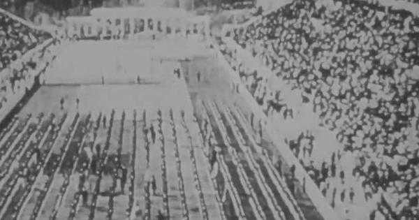 Watch: On this date 125 years ago, the first modern Olympic Games were held at Athens