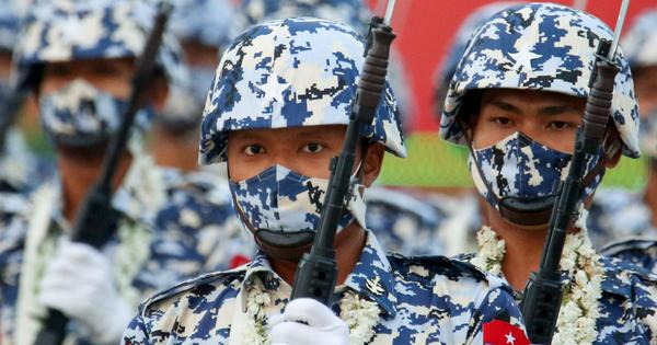 Known for terrorising civilians for decades, Myanmar's military was once seen as a liberator