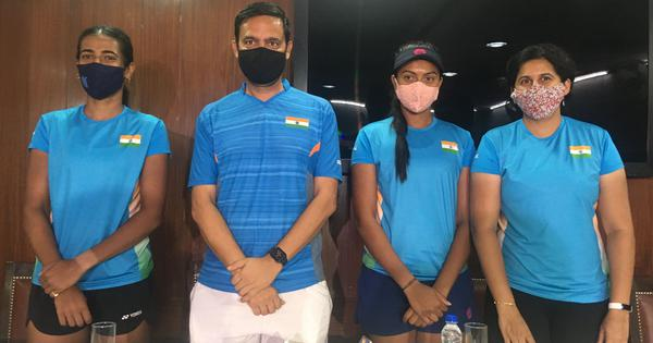 Billie Jean King Cup: India confident of fight ahead of first ever World Group Play-offs tie