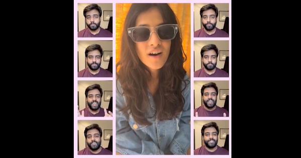 Watch: Singer Jasleen Royal and composer Yashraj Mukhate team up for this version of 'Rangeela'