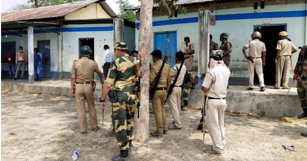 The big news: Four killed as central security forces open fire in Bengal, and 9 other top stories
