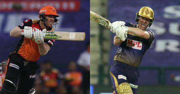 IPL 2021, SRH vs KKR as it happened: Bairstow, Pandey's fifties in vain as Sunrisers fall short