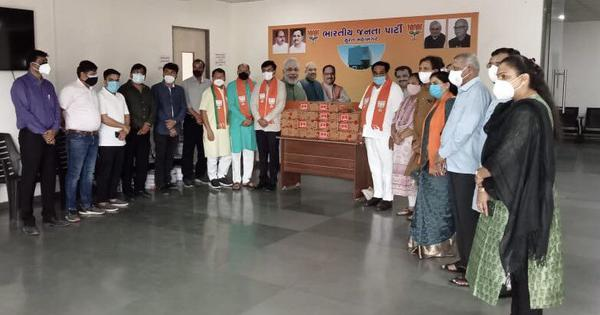 Covid-19: Gujarat BJP under fire after leader procures 5,000 Remdesivir injections amid shortage