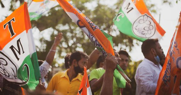 In pictures: The heat, dust and adrenalin of the Bengal election campaign