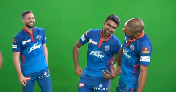 Watch: Delhi Capitals players groove to Master movie song 'Vaathi Coming'