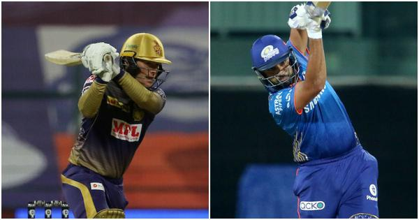 IPL 2021, Kolkata Knight Riders vs Mumbai Indians live: Rana, Gill get KKR off to a steady start