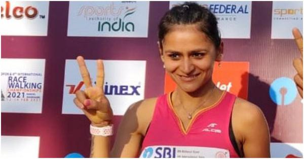 Covid-19: Five Indian athletes, including Olympics-bound Priyanka Goswami, test positive