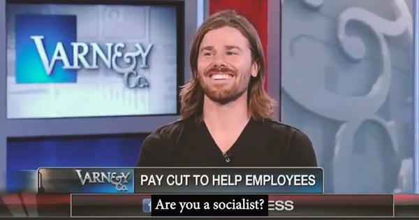 Watch: CEO Dan Price was mocked for raising minimum wages in 2015. His company is thriving today