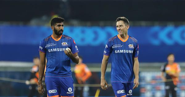 IPL 2021: Great to see Bumrah operate, he's one of the best death bowlers in cricket, says Boult