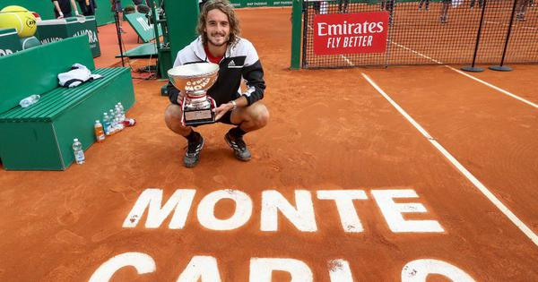 Best win of my life so far: Tsitsipas downs Rublev in Monte Carlo final for first Masters 1000 title