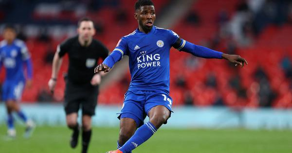 FA Cup: Kelechi Iheanacho's lone strike fires Leicester into final as fans return to stadium