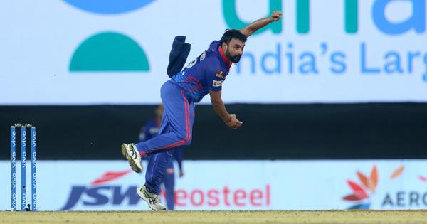 IPL 2021: Amit Mishra stars as Delhi Capitals beat Mumbai Indians by 6 wickets in Chennai