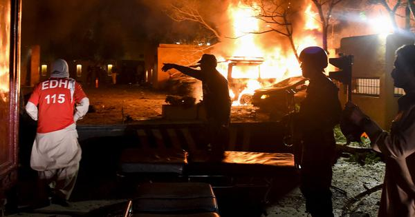 Pakistan: Four killed, 12 injured in explosion at hotel in Quetta