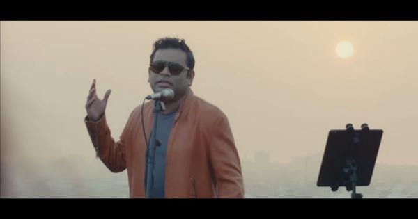 Watch: AR Rahman's 'Chennai Rooftop Jam' is a captivating medley of his most iconic tracks