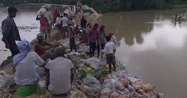In Bihar, farmers living along Bagmati river pick land fertility over safety from floods